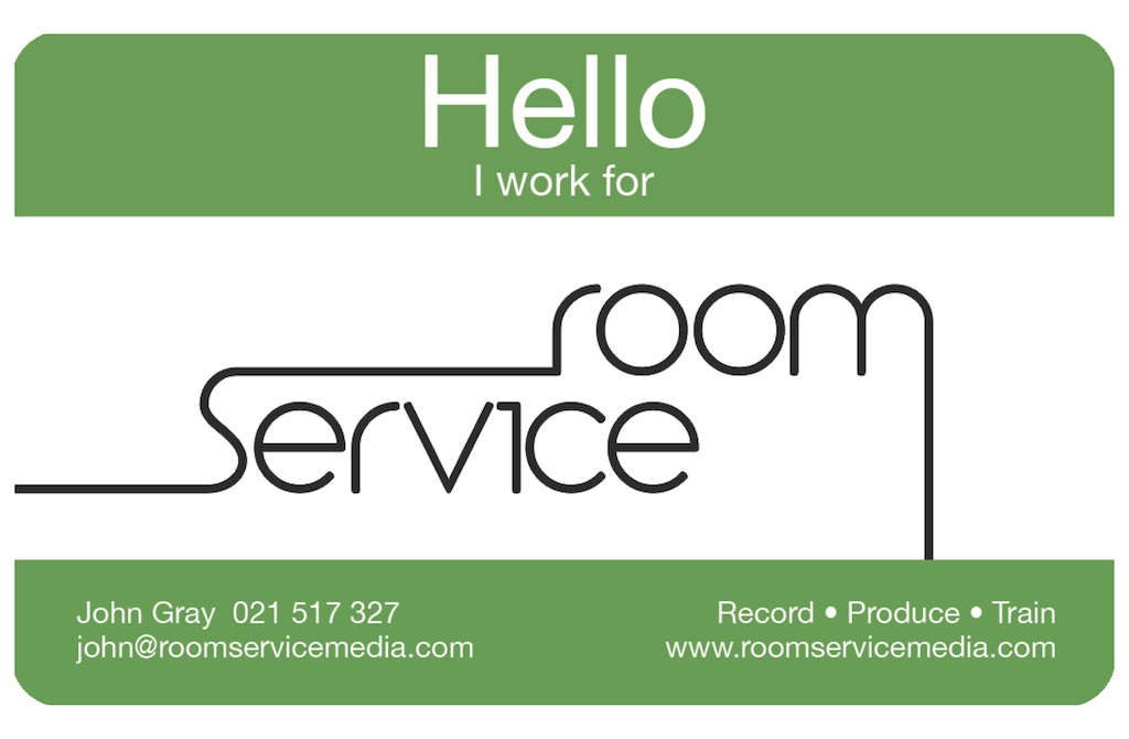 Roomservice Logo
